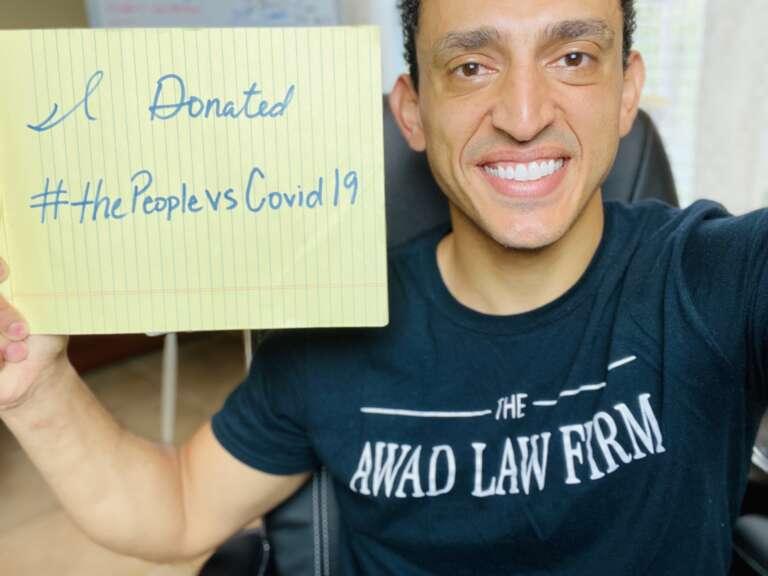 Ibrahim-Awad-Donated-The-People-vs-COVID-19
