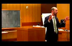 Car Accident Trial: Describing the Wreck in Opening Statement