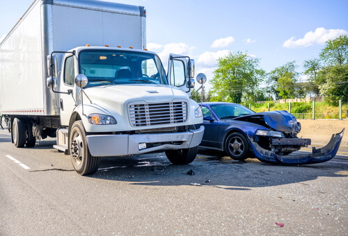 Common Causes of Truck Accidents | Butler Law Firm