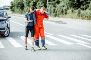 pedestrian accident injury