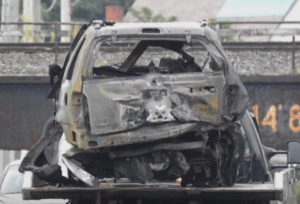 jeep fire damage